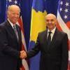Posjetu Kosovu Joseph Biden počeo sastankom sa premijerom Isom Mustafom