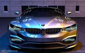Objavljeni renderi koncepta BMW Sportback