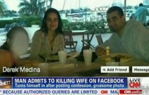 Ubio ženu i objavio sliku tijela na Facebooku