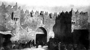 Ovako je izgledao Jerusalim 1913. godine [video]
