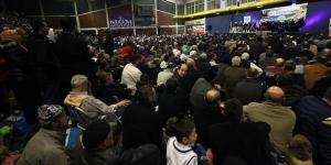 """Tri hiljade vjernika na manifestaciji """"Večer Kur'ana"""" u Kaknju"""