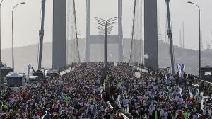 Istanbul: Ovogodišnji maraton počeo bez pucnja iz pištolja