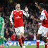 Ozil: Arsenal je jedan od najboljih klubova svijeta i sretan sam ovdje