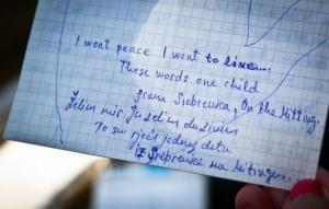 Srebrenica: Pisma i snimci iz 1994. koji nikada nisu stigli na željenu adresu