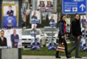 CIK zabranio plakate formata B2 za kandidate i političke subjekte