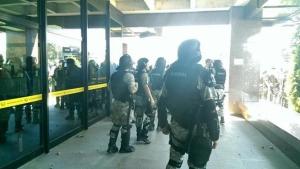 Okršaj policije i demonstranata u Skoplju