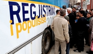 Smanjen broj stanovništva na Kosovu