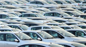 Car sales growth in EU eases in February