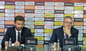 Panucci, officially coach of Albania's national football team