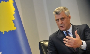 President Thaci insists for Albanian passports to Kosovo citizens