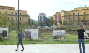 Second phase of the Skanderbeg Square reconstruction