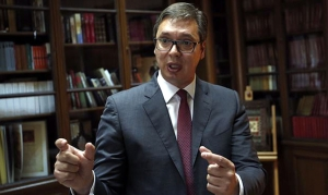 """Serbian President: """"We must end the frozen conflict with Albanians"""""""