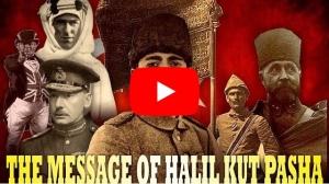 The Message of Halil Kut Pasha