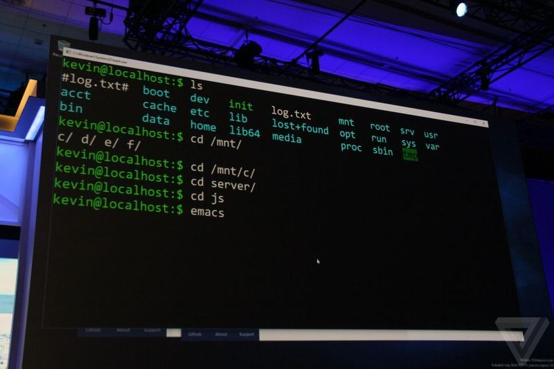 Microsoft has posted a very in-depth video covering Bash on Windows, which we've embedded at the top of this article. It should answer just about any question you might have.