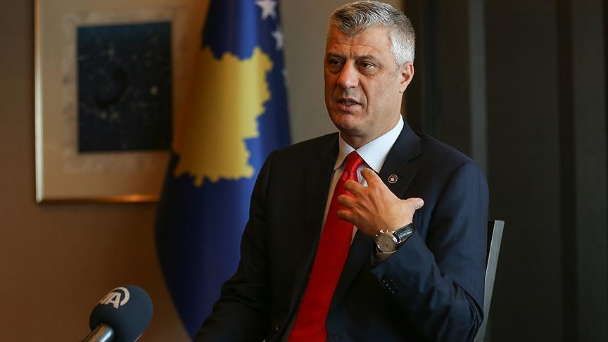 Image result for hashim thaci