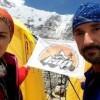 Dağcilarimiz da Everest'i Fethedenler Arasinda