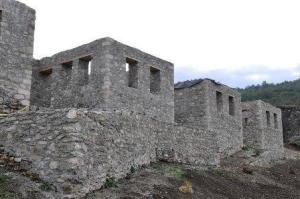 Prizren Kalesi Restore Ediliyor