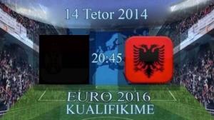 Sırbistan-Arnavutluk Maçı Kosova'da Büyük İlgi Uyandırdı