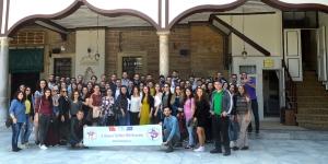 Kosovalı Öğrenciler Ulu Şehir Bursa'da