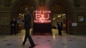 Birleşik Krallık 'Brexit' dedi