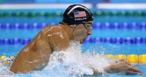 Michael Phelps 2168 yıllık rekoru kırdı