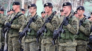 Kosova Güvenlik Gücü Orduya Dönüşmeye Hazır