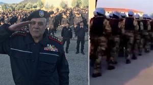 Türk polisi üniformasını dahi verdi: Suriye'ye gidiyorlar