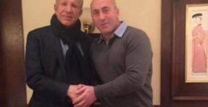 Pacolli, Kurti'den Sonra Haradinaj ile de Görüştü