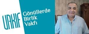 Gönüllerde Birlik Vakfının Kurucusu Mütevelli Heyet Üyesi Muhterem İsmail Gökdoğan`a Üstün Hizmet Madalyası Verilmesi Kararı Alınmıştır